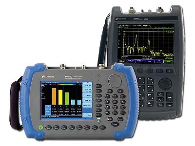 Анализаторы FieldFox и ручные анализаторы спектра