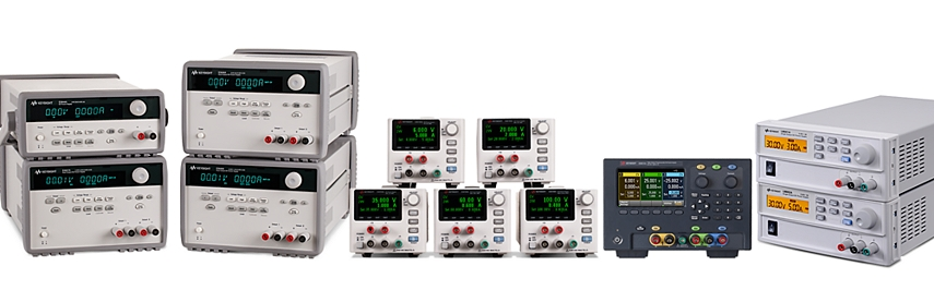 Источники питания постоянного тока серий E36100, E3600 и U8000