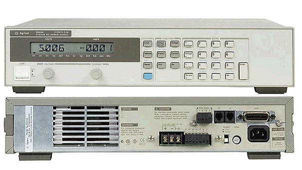 Системные источники питания постоянного тока серии 6640