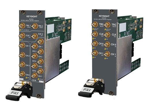 Генераторы сигналов произвольной формы в формате PXI