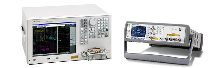 Измерители LCR и приборы для измерения импеданса
