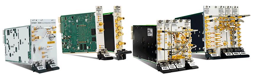 Модульные приборы и системы