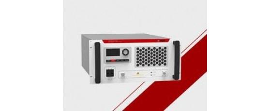 Сверхмощный узкополосный усилитель мощности Частота: 4 кГц -100 ГГц Средняя мощность: 1 Вт – 10 кВт