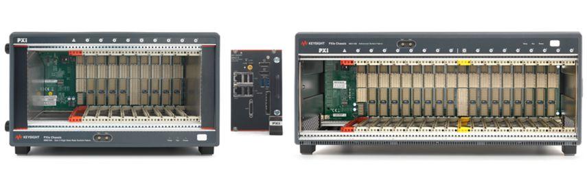 Шасси и контроллеры в формате PXI
