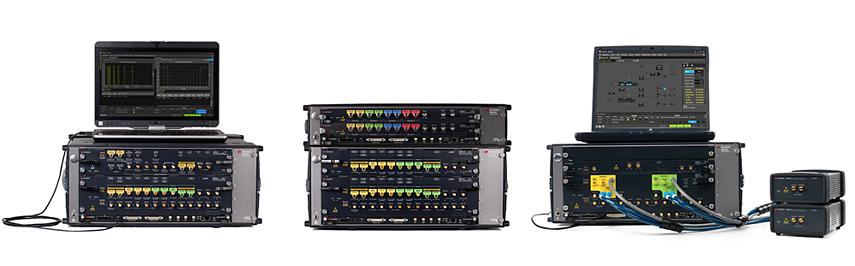 Приборы в формате AXIe. M8000 Тестеры BER серии AXIe