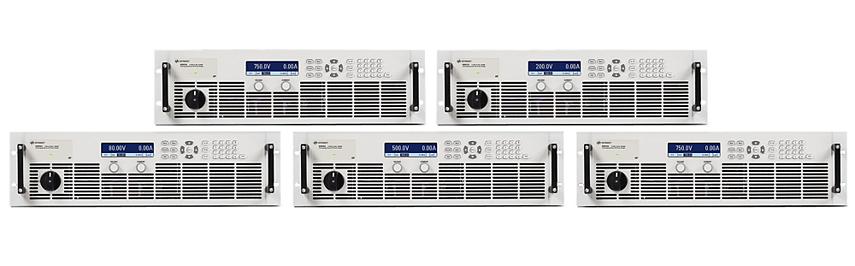 Многодиапазонные источники питания постоянного тока серии N8900