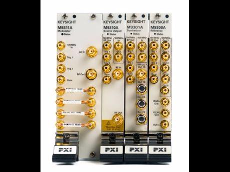 Генераторы сигналов в формате PXI